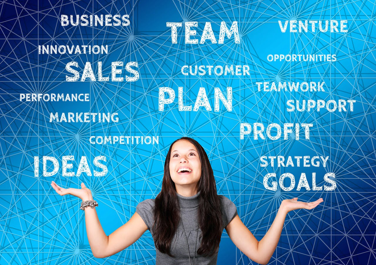 Starting a business and completing a business plan
