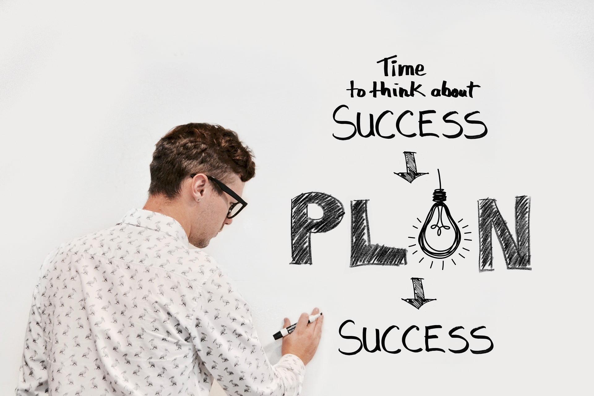 Having a job and a side-hustle [Trishen Naidoo]