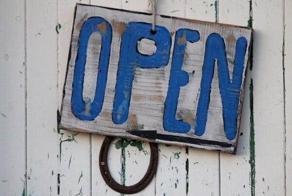 Keeping business open